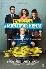 L ETUDIANTE DE MR HENRI