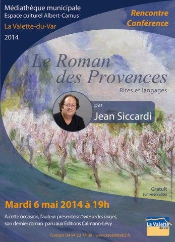 le roman des provences