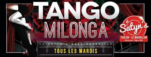 tango milonga