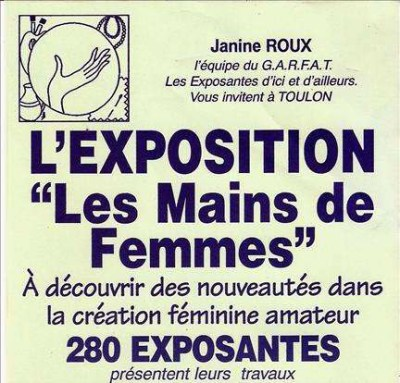 MAINS DE FEMMES