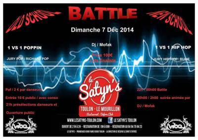 battle au satyn's