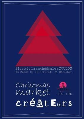 christmas market créateurs