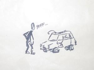 Que faire de toutes ces carcasses de voiture ?