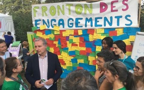 Réponse du Maire à ses engagements