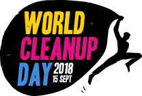 Toulouse en Transition au World CleanUp Day le 15 septembre 2018