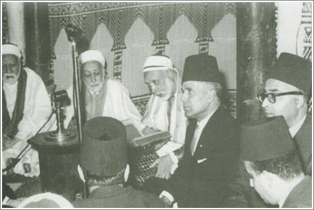 بورقيبة وقضيّة إفطار رمضان