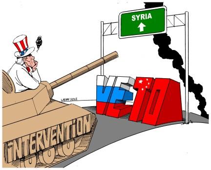 الوضع السوري…على كف عفريت (الجزء 1)