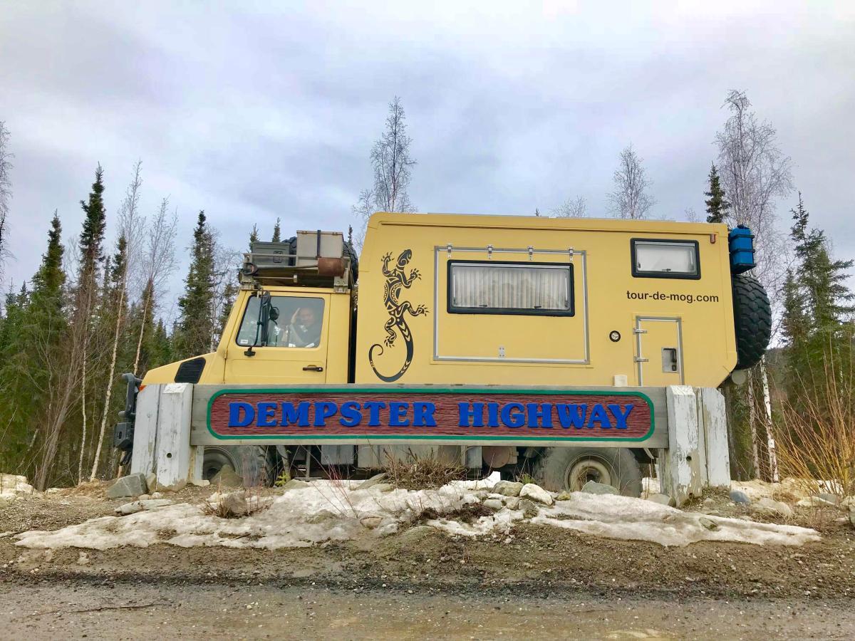 Dempster-Highway-Unimog-vorher