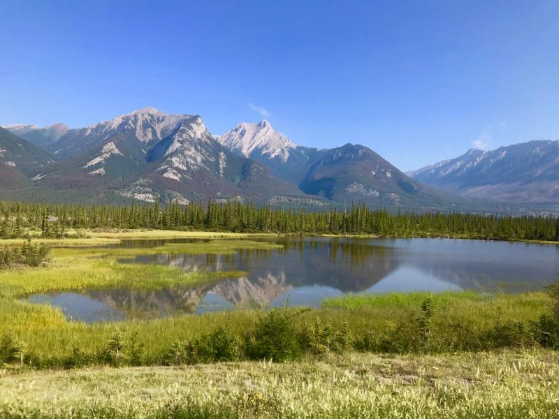 Kanada-Landschaft