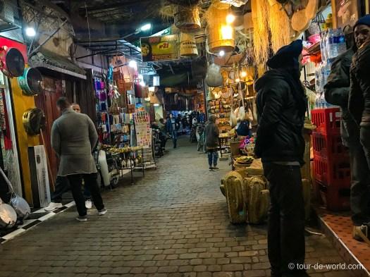 Marrakesh_Medina_Stand