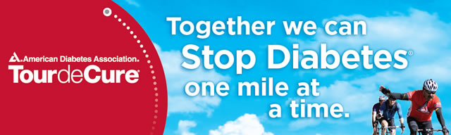 Together we can Stop Diabetes one mile at a time