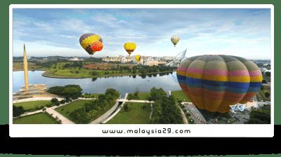 بحيرة بوتراجايا Putrajaya Lake4