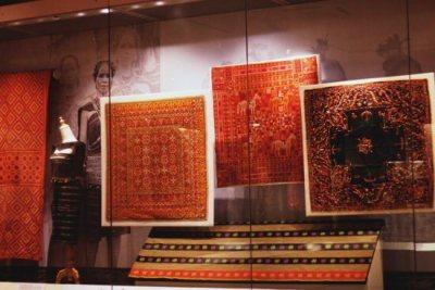 متحف الانسجه فى ولايه كوالالمبور National Textile Museum