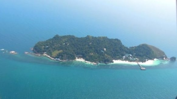 جزيرة راوا ماليزيا