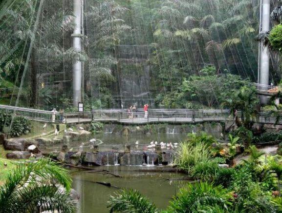 أفضل الأماكن السياحية في ماليزيا