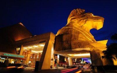 مول الاهرامات صنواي بيراميد Sunway Pyramid Mall
