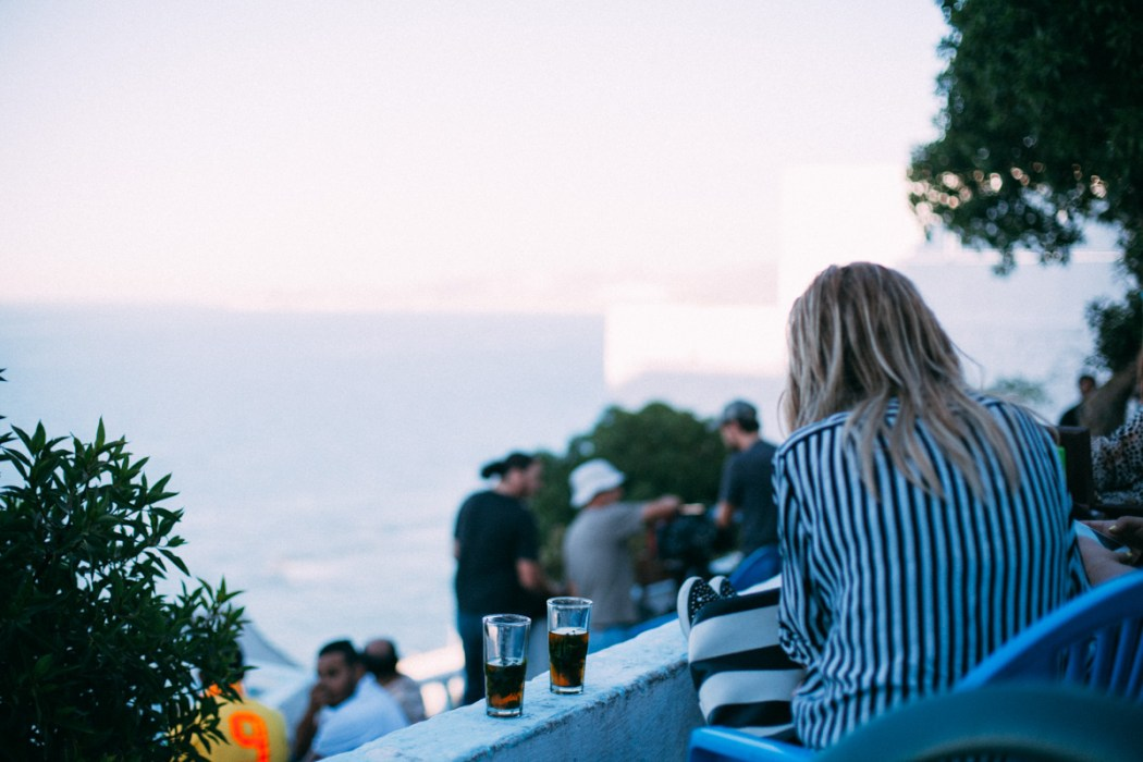 Cafe Hafa - Tanger © Mehdi Drissi / Onorientour