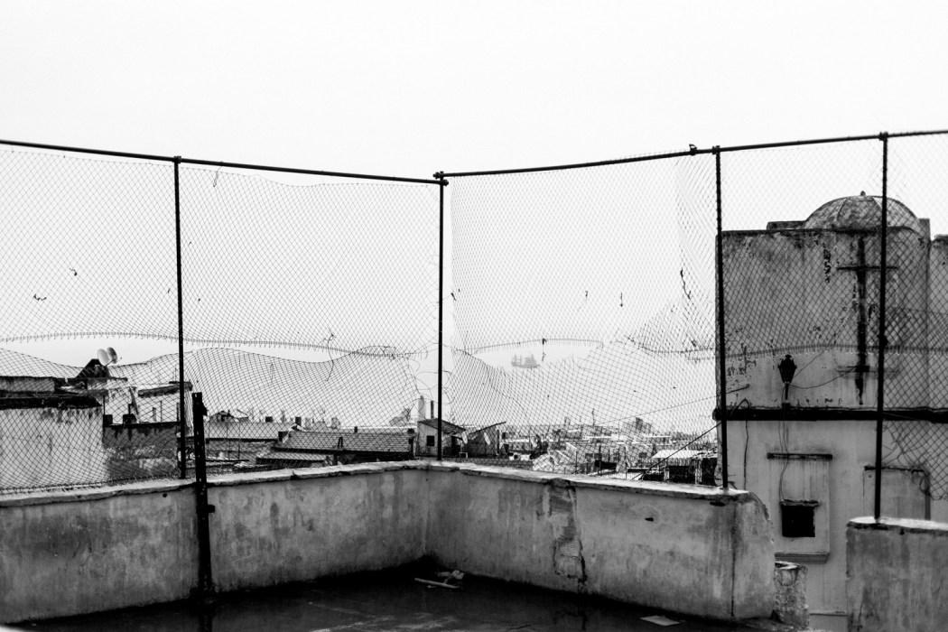 Vue de la Casbah d'Alger © Mehdi Drissi