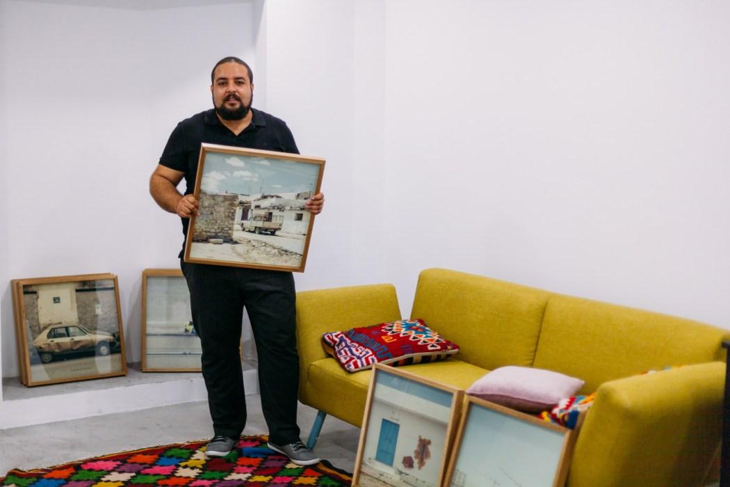 Wassim Ghozlani © Mehdi Drissi