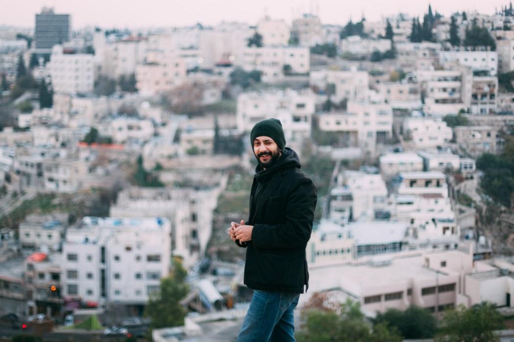 Mahmoud Radaideh © Mehdi Drissi
