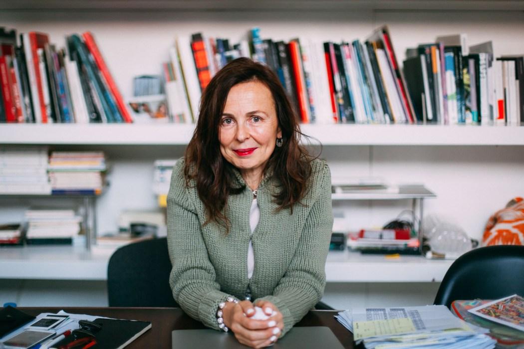 Marie Muracciole du Beyrouth Art Center Mehdi Drissi