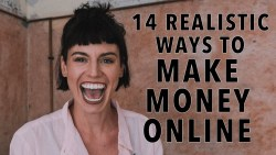 14 Realistic Ways To Make Money Online – Real-Life Examples on How To Become a Digital Nomad