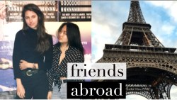 HOW TO MAKE FRIENDS IN PARIS AND ABROAD