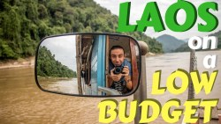 HOW TO TRAVEL LAOS ON A LOW BUDGET – Ep 1 Chiang Mai to Luang Prabang on a 2 DAY SLOW BOAT