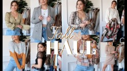 FALL TRY-ON HAUL