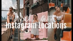 NYC GUIDE: Top Instagram Photo Locations!