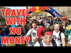 How we Traveled Europe with NO MONEY Episode 1