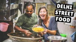 INCREDIBLE INDIAN STREET FOOD TOUR | Old Delhi's Best Street Food