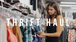 Come Thrifting With Me | TRY ON THRIFT HAUL Ep.5