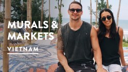 EXPLORING CENTRAL VIETNAM & HOI AN MARKETS | Travel Vlog 066, 2017 | Digital Nomad