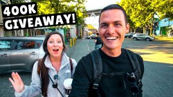 FIRST IMPRESSIONS OF CANADA | Vancouver Travel Vlog
