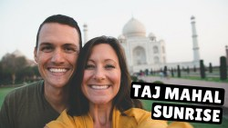 TAJ MAHAL TRAVEL VLOG (feat. The Budgeteers!)