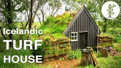 Beautiful Tiny Turf House in Iceland – Full Tour & Interview