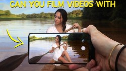 4K Travel Filmmaking on a Mobile Phone!? AMAZON RAINFOREST