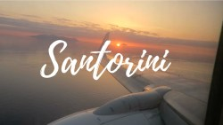 ATHENS to SANTORINI | Ryan Air