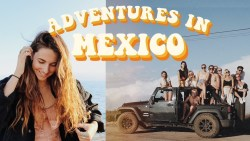 Adventures in Mexico | College Weekend in my Life