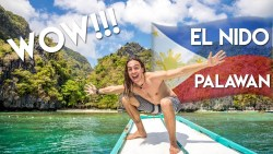 BEAUTIFUL PLACES TO SEE IN EL NIDO , PALAWAN – Philippines Travel Vlog Ep6 Island hopping  ...