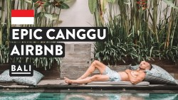CANGGU ACCOMMODATION TOUR – OUR FAV! | Vassani Stay | Bali Travel Vlog