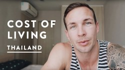 COST OF LIVING IN CHIANG MAI – IT'S CHEAP TO LIVE! | Thailand Travel Vlog 050, 2017