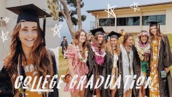 College Graduation Vlog   Day In My Life