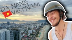 Funny day Couchsurfing in Da Nang Vietnam | Travel Vlog Ep. 40