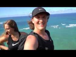 HAWAII HIKES OAHU | Lanikai Pillbox and Crouching Lion Hawaii Vlog