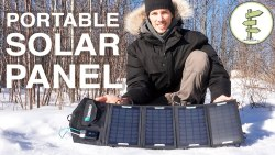 How Our USB Portable Solar Panel System Works  – Off-Grid Living