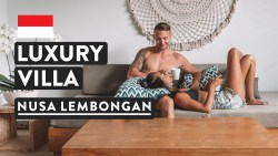 LUXURY ACCOMMODATION BALI | Nusa Lembongan Villas Tour | Tenang Villas