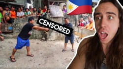 My first Cockfight in the Philippines 🇵🇭 Cebu City – Philippines Travel Vlog Ep 25