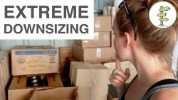 Our Extreme Downsizing Experience – Minimalist Living